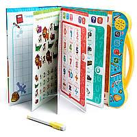 Говорящая книга. Веселая обучающая книга. Обучение для малышей.
