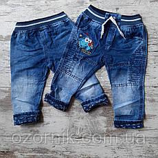 Оптом Красиві Дитячі Джинси на Малюків 6-12 місяців Туреччина