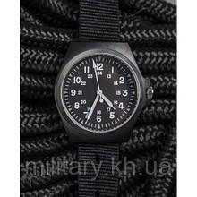 """Годинник військові """"US STYLE"""" IP ARMY WATCH S/STEEL"""", [019] Black"""