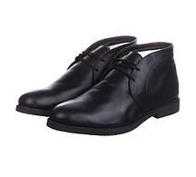 Чоловічі зимові черевики CG Desert Boots Winter Black Leather Original