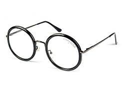 Солнцезащитные очки LuckyLOOK Прозрачный (TRANSP_LL-18003D C5)