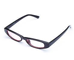 Солнцезащитные очки LuckyLOOK Прозрачный (TRANSP_H77006 C2)