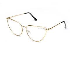 Имиджевые очки LuckyLOOK Прозрачный (TRANSP_LL-18015H C5-1)