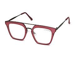 Имиджевые очки LuckyLOOK Прозрачный (TRANSP_LL-18024H C5-3)