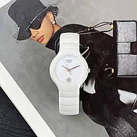 Rado Jubile Diamonds Ceramic White-Silver Pl