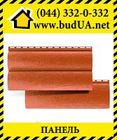 Панель сайдинга BlockHouse SLIM под брус