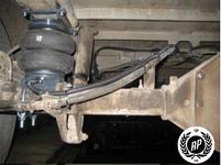 Пневмокомплект Mersedes Sprinter (309-324) 2006-2018 задняя ось, фото 8