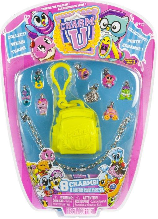 Игровой набор украшений Charm U для девочек