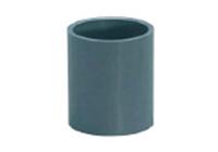 Муфта соеденительная ПВХ , диаметр 40 мм
