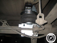 Пневмокомплект Mersedes Sprinter (411-416) задня вісь, фото 4