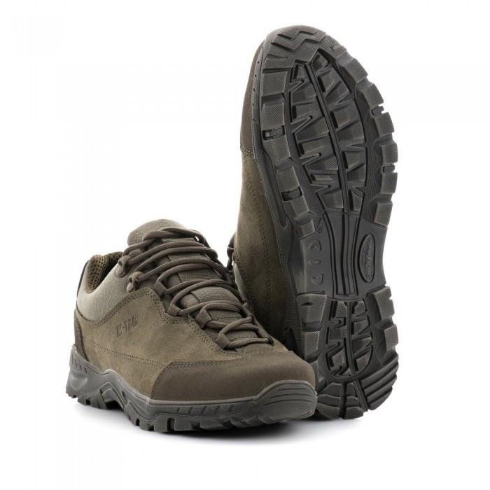 Военная обувь / демисезонные тактические кроссовки M-TAC PATROL (olive)