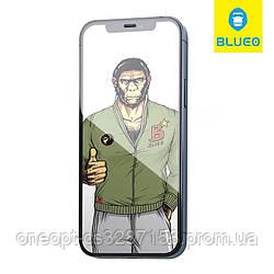 Захисне скло 2.5 D 0,26 mm BLUEO 2.5 D Full Cover GlassHD для iPhone12 mini Black