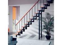 Дизайн лестницы на второй