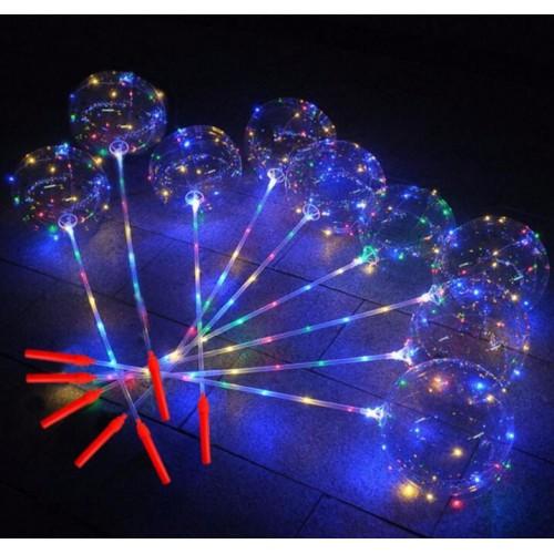 Світлодіодна стрічка Різнобарвного світіння (2 режими)