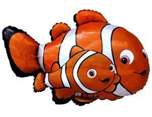 Риба-клоун НЕМО 68см х 87см