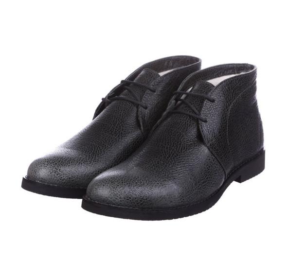 Мужские зимние ботинки CG Desert Boots Winter Khaki Grey