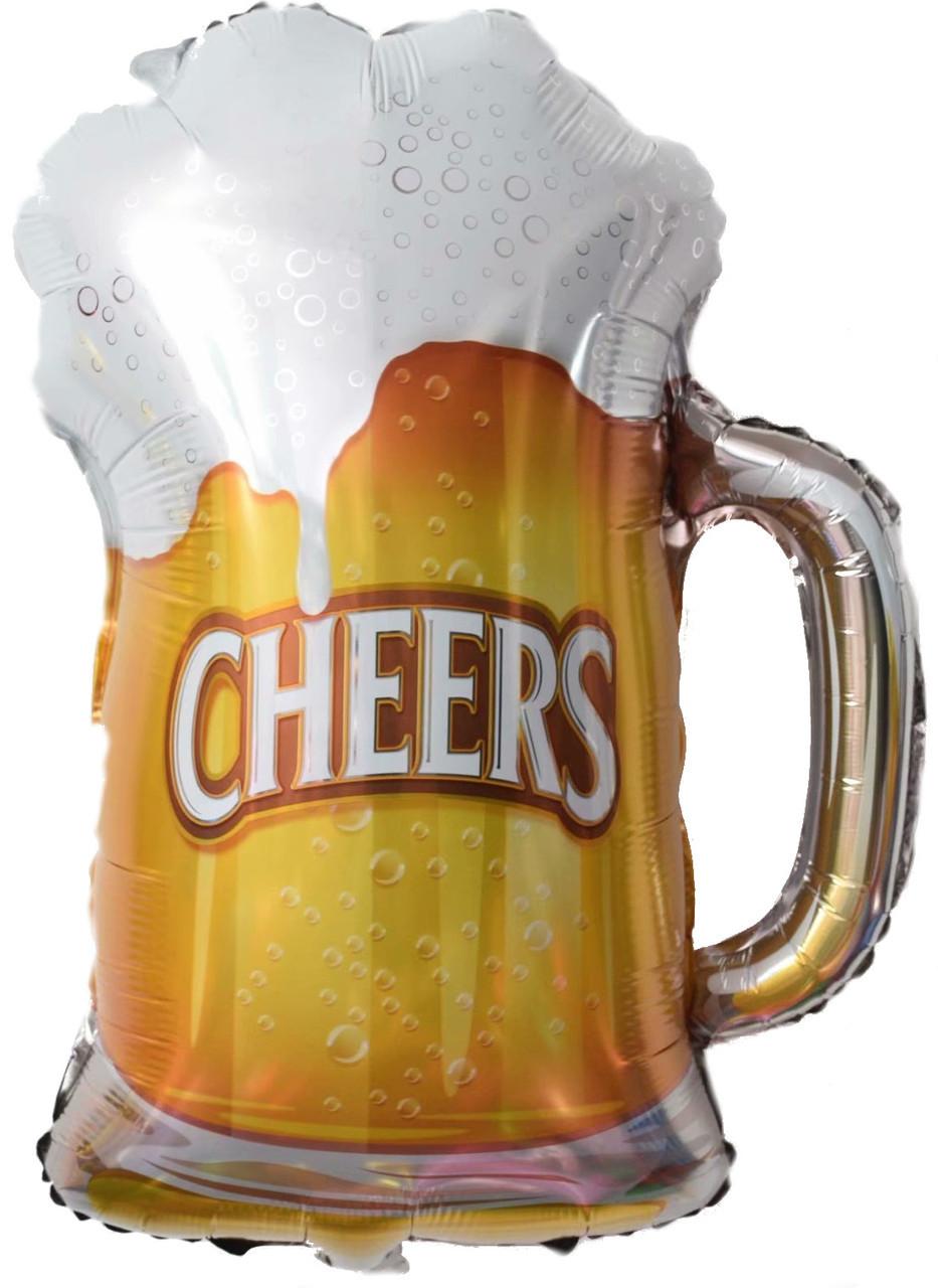 Кухоль з пивом 54х73см