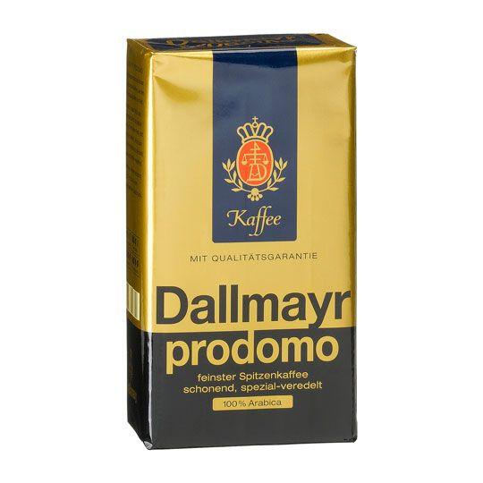 Мелена кава Dallmayr Prodomo, 500 гр