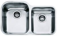 Кухонная мойка Franke ZOX 120 (полированная)