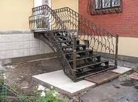 Лестница вход