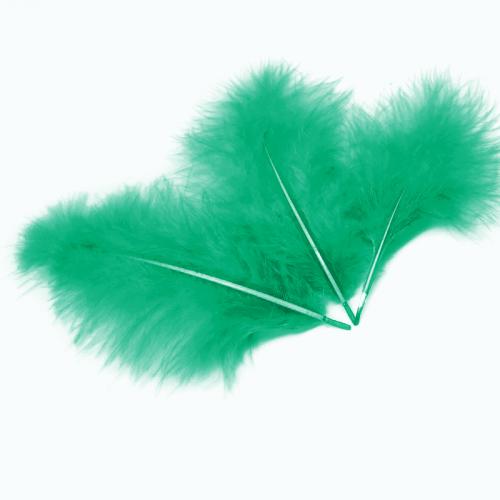 Пір'я Зелені 100 шт (10 гр)