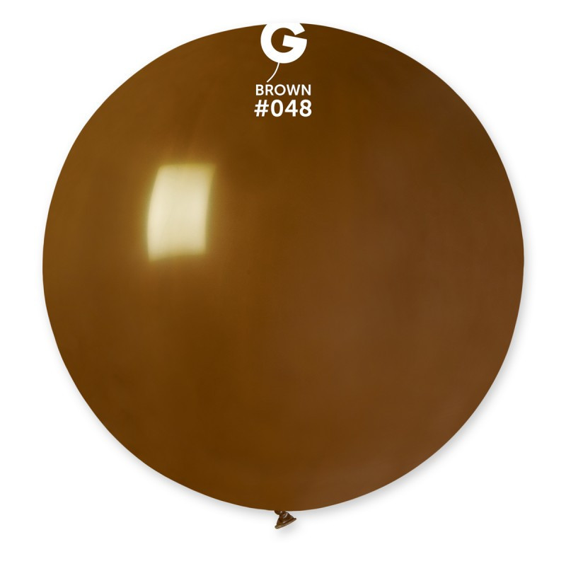 "Куля Гігант G220 31"" Пастель Коричневий 48"