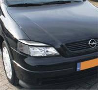 Защита на фары Opel Astra Classic (1998- )