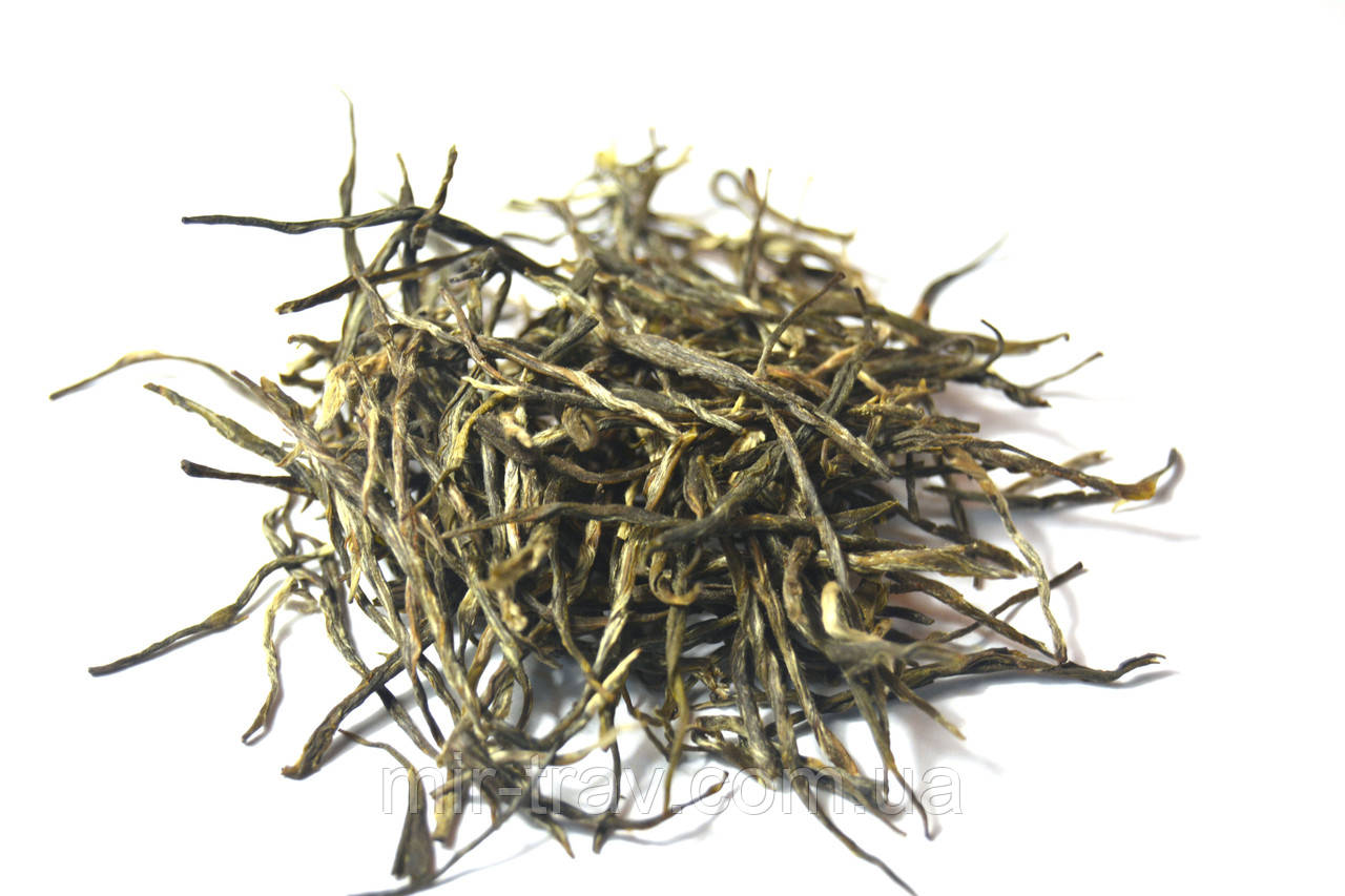 Инь Жень 10 г желтый чай (серебряные иглы)