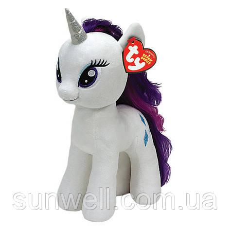 TY My little pony Rarity , 20см, фото 2