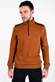 Свитер мужской коричневый размер S AAA 128193S