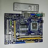 Материнська плата Foxconn G31MV сокет LGA775 під Core2Duo вбудоване відео, фото 2