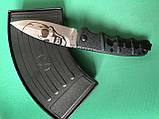 Купить Нож Boker Kalashnikov Auto Dagger SW Skull, фото 2