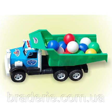 Машина Фарго шары малые 009-3 БАМСИК, фото 2