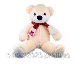 """Мягкая игрушка """"Медведь с шарфом"""" 1228-7"""
