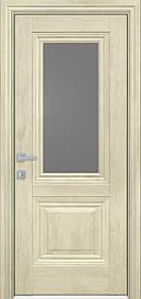 Двері міжкімнатні Канна скло Графіт, Горіх Гімалайський, 900