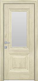 Двері міжкімнатні Канна скло Сатин, Горіх Гімалайський, 700