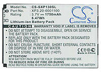Аккумулятор Socketmobile XP3 1750 mAh Cameron Sino
