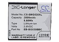 Аккумулятор для Samsung SM-G531F 2600 mAh Cameron Sino