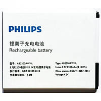 Аккумулятор к телефону Philihs AB2200AWML 2200mAh