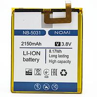Аккумулятор Nomi NB-5031 (2150mAh)