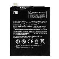 Аккумулятор к телефону Xiaomi BM3B MDE5 Mix 2 3.85V Black 3300mAh 12.7Wh