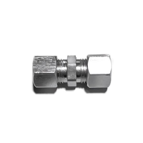 Соединитель L-158 без развальцовки (рем. комплект) для трубок 12 мм