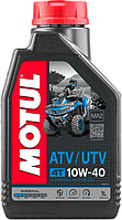 Масло для квадроцикла MOTUL ATV-UTV 4T 10W40 (1L)