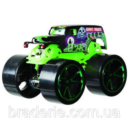 """Машина-внедорожник серии """"Monster Jam"""" Hot Wheels , фото 2"""