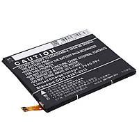 Аккумулятор к телефону Lenovo CS-LVP700SL P70 3.8V Black 4000mAh 15.2Wh