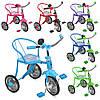 Дитячий триколісний велосипед BAMBI
