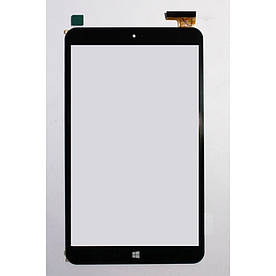"Оригинальний Сенсор (Тачскрин) для планшета 8"" Aoson R83C Windows 8.1 50 pin (205х118mm)(Черный)"