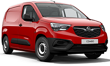 Защита двигателя Opel Combo Е (с 2018--)