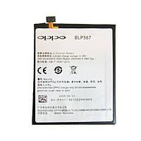 Аккумулятор к телефону OPPO BLP567 R829T 3.8V Black 2500mAh 9.5Wh