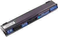 Аккумулятор  для ноутбуков ACER Aspire One 751 (UM09A75, ZA3) 11.1V 5200mAh